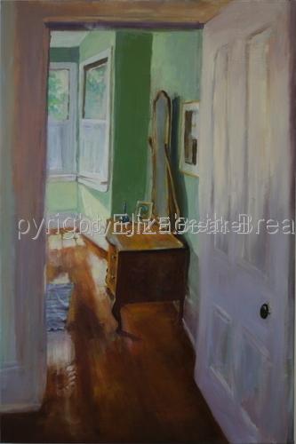 Guestroom by Elizabeth Breakell