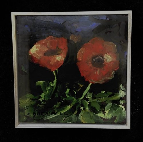 Poppies 2 by Elizabeth Breakell