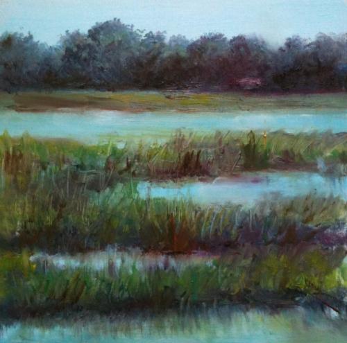 Blue Marsh Pond