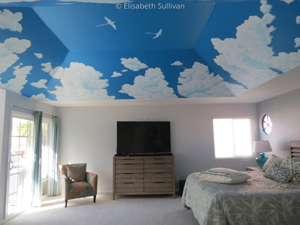 Cloud Mural (large view)