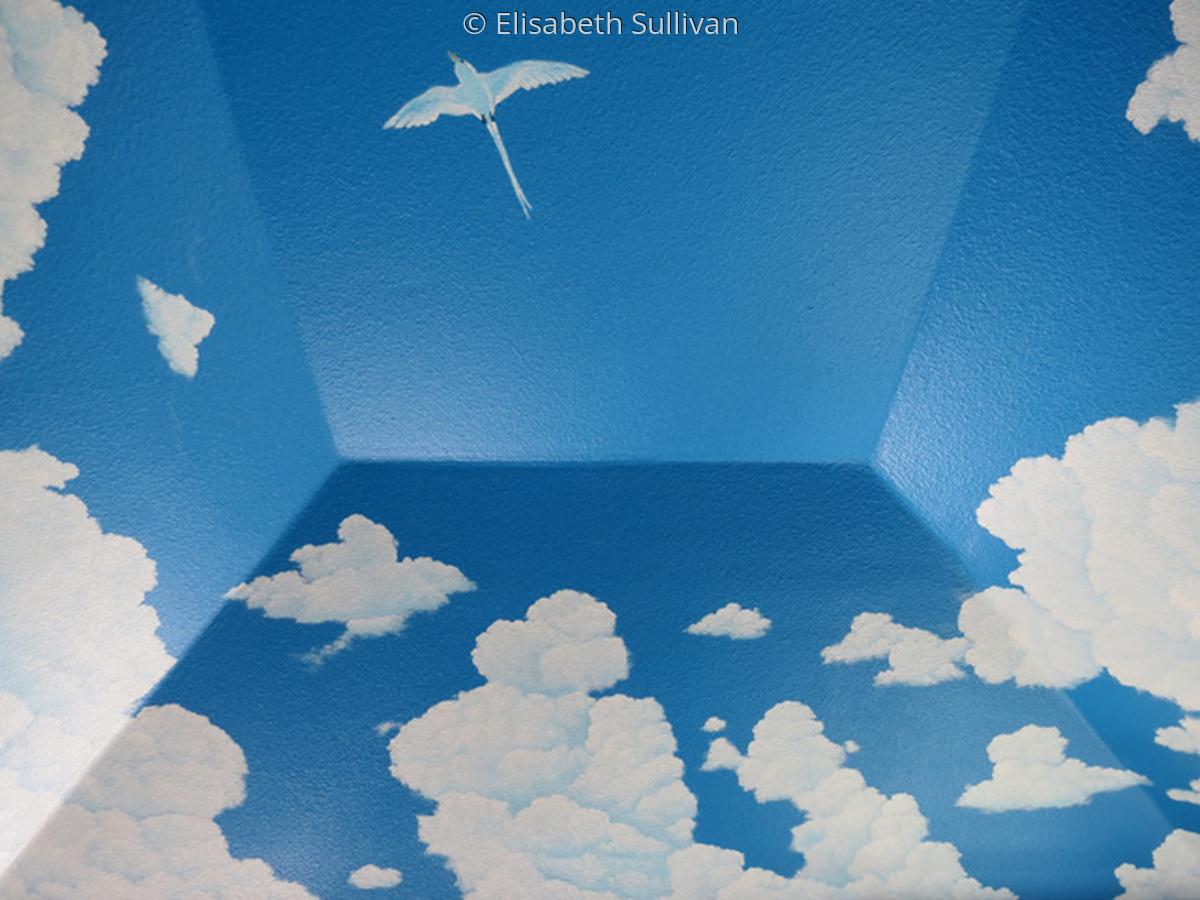 Cloud Mural (large view)