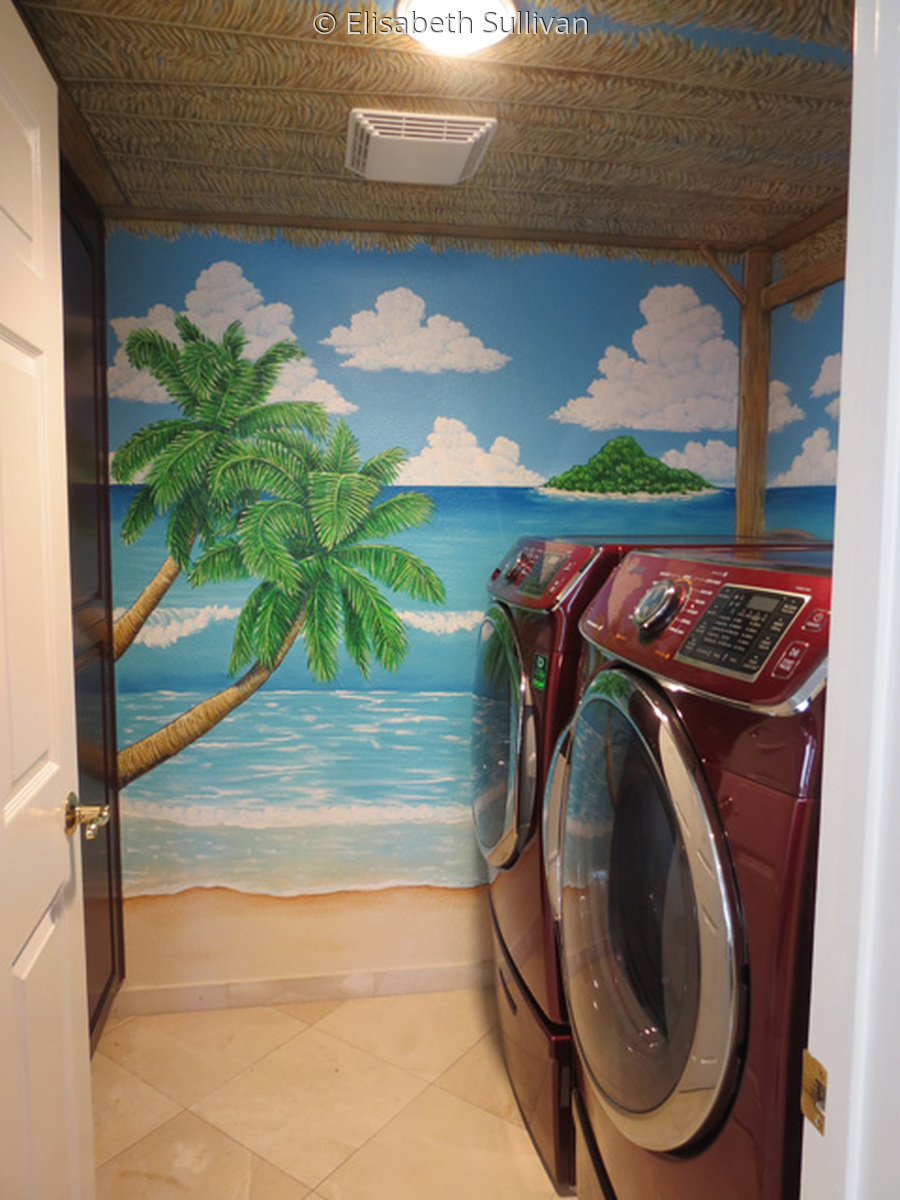 Tropical Mural (large view)
