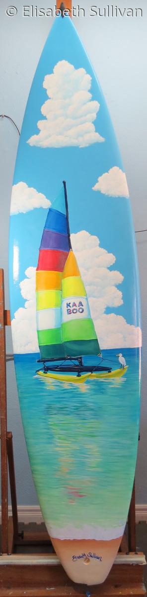 Kaaboo Sailboat (large view)