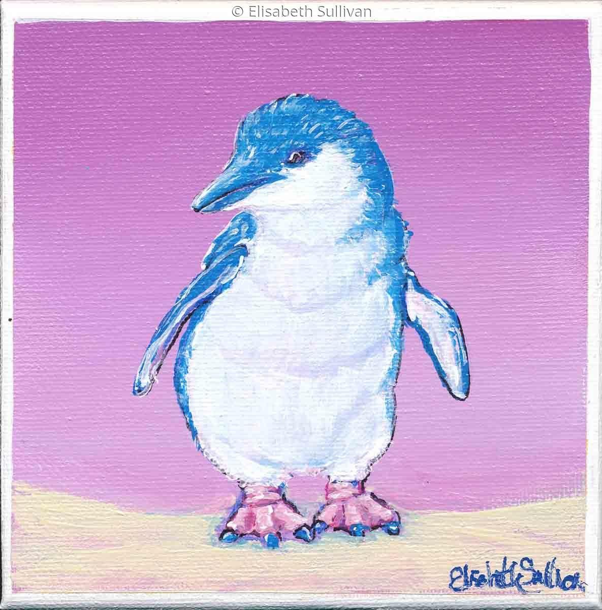Little Blue Penguin (large view)