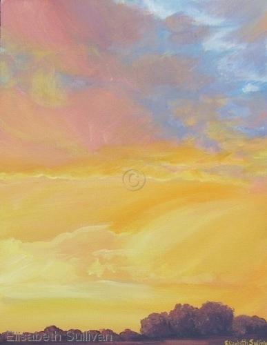"""Golden Light"" (large view)"