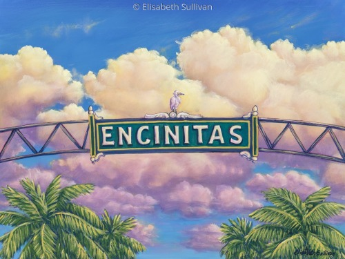 """Encinitas Sunset"" (large view)"