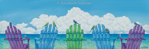 """Non Hostile Takeover"" by Elisabeth Sullivan"