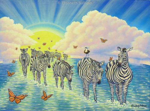 The Long Migration by Elisabeth Sullivan