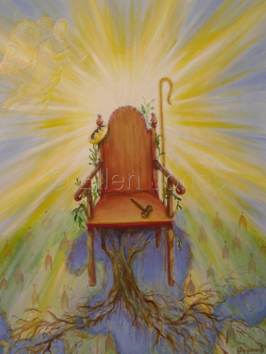 Revelation 22:16 - Prophesized Kingdom