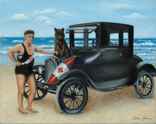 Model T and Lifeguard P-1634