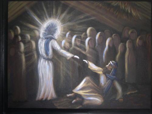 Mark 2:1-12 The Healing