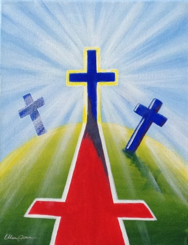 The Other Side of the Cross