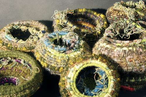 Sea Anemone Baskets