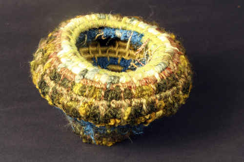 Sea Anemone Basket #1 (closed)