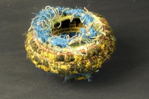 Sea Anemone Basket #1 (open)