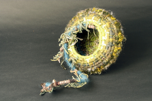 Sea Anemone Basket #2 (open)