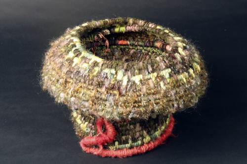 Sea Anemone Basket #3 (closed)