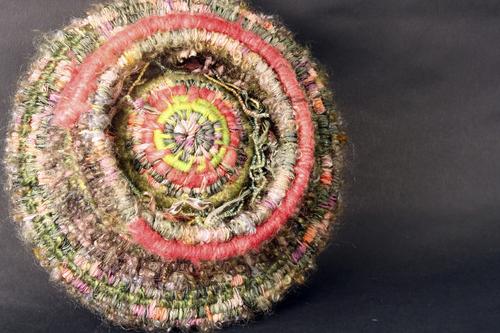 Sea Anemone Basket #3 (bottom)