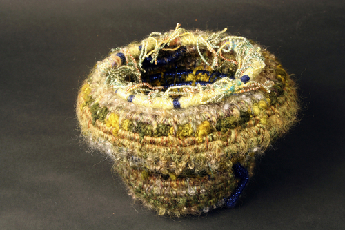 Sea Anemone Basket #4 (open)