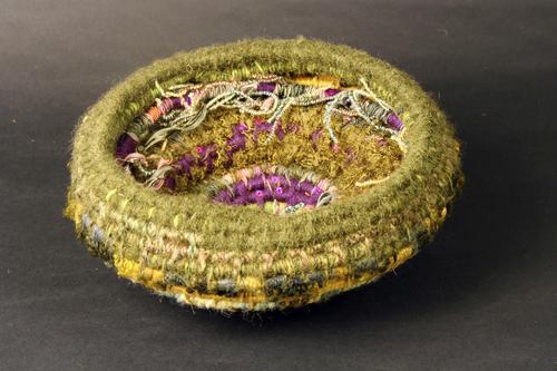 Sea Anemone Basket #5 (closed)