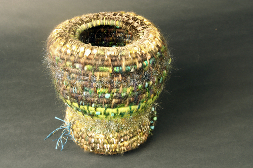 Sea Anemone Basket #6 (closed)