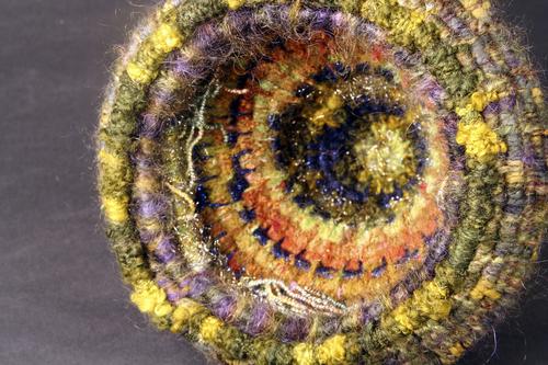 Sea Anemone Basket #7 (inside)