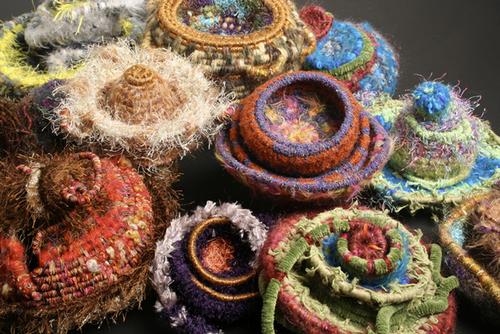 Mushroom Baskets