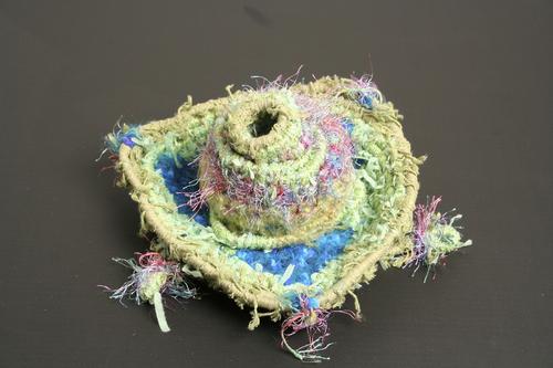 Mushroom Basket #3