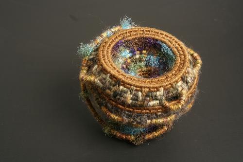 Mushroom Basket #4 (View 1)