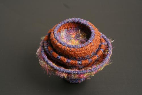 mushroom Basket #9