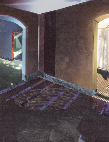 Interior III, Portal Series