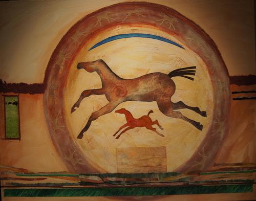 Pony shield