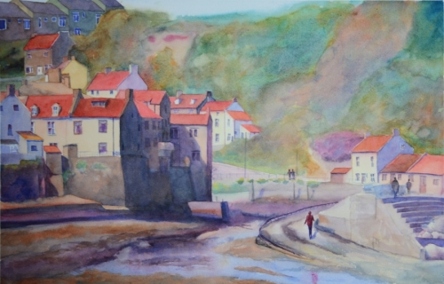The Beck, Staithes