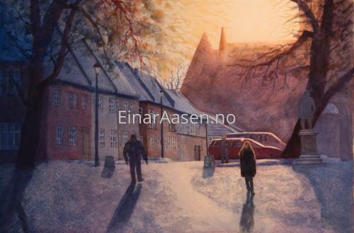 February 10 Trondheim