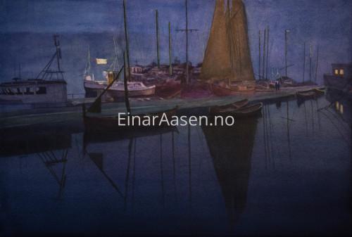 Lysøysund August