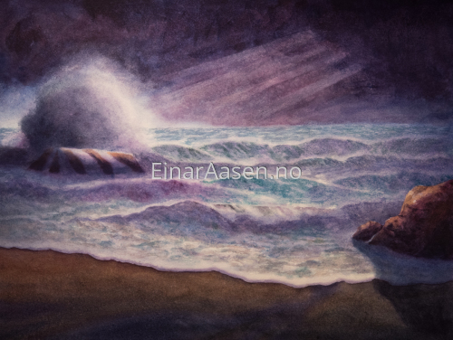 Seascape No 6