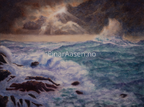 Seascape No 9