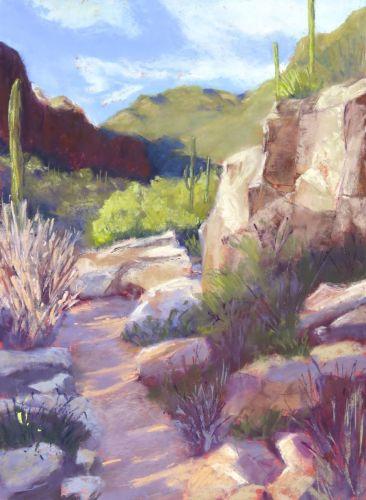Afternoon at Ventana Canyon