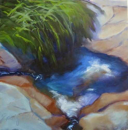 Madeira Canyon Rock Pool