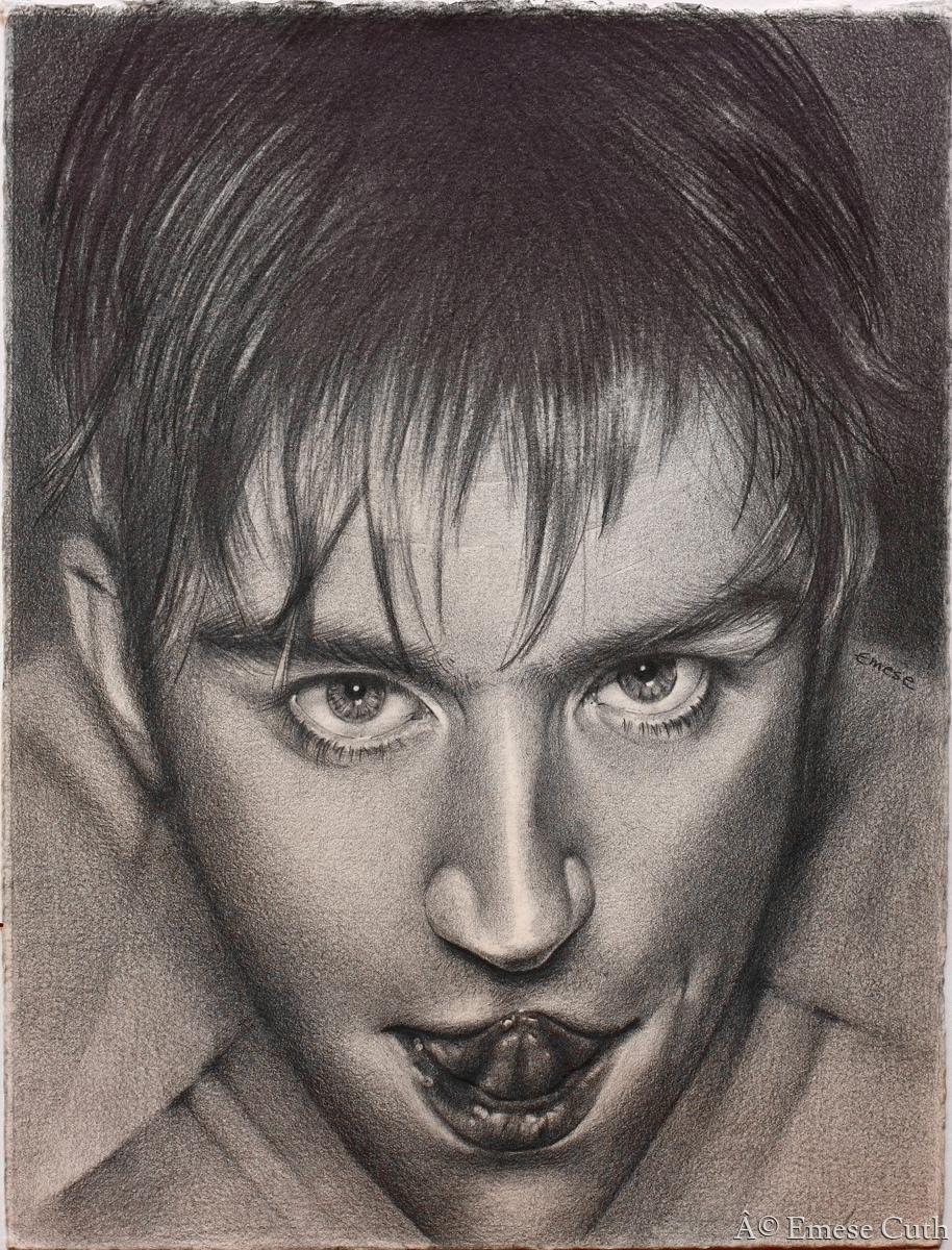 Damon/Tongue (large view)