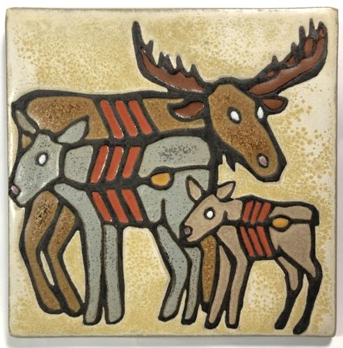 6 Moose, xray style