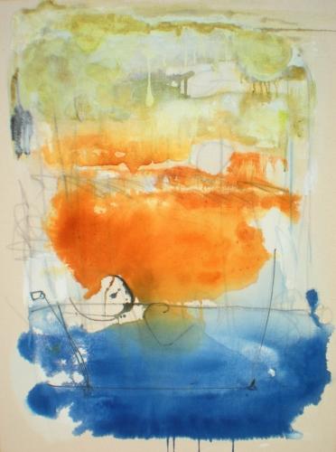 STAIN III by Emily  Van Horn