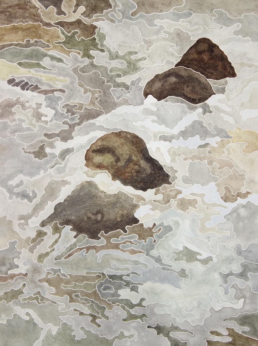 Rocks of the Sauk River (large view)