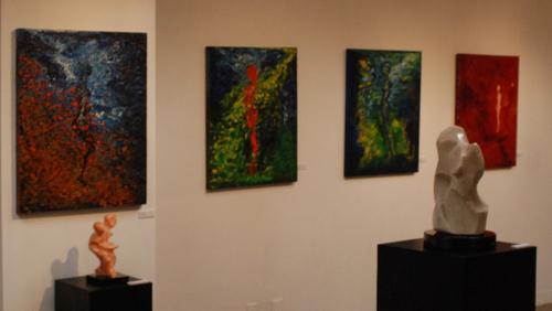 MODERN ART GALLERY 3