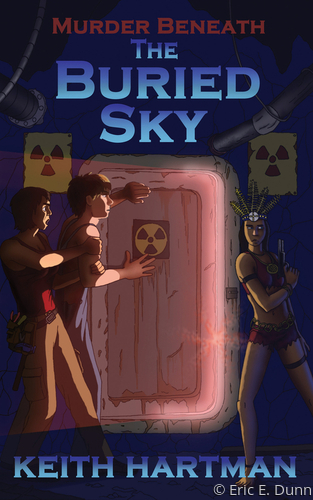 Book Cover   Murder Under The Buried Sky