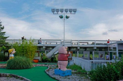 Golf Driving Range, East Hanover, NJ, 2013