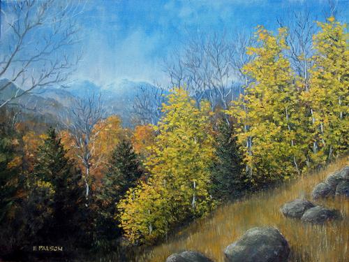Bartlett Birches