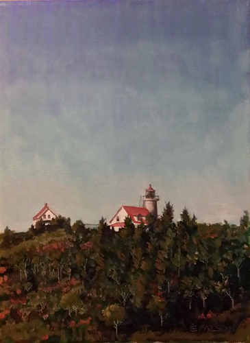 Monhegan Light