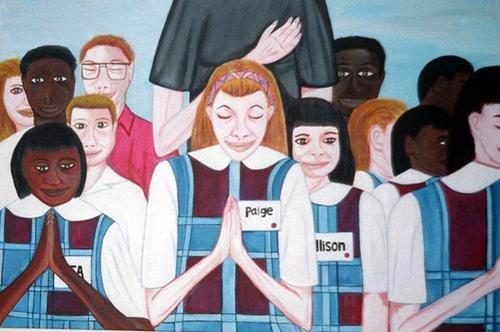 School Prayer by Evans Robinson Jr.