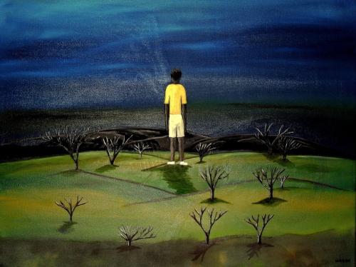 IN SEACRH FOR GOD by Evans Robinson Jr.